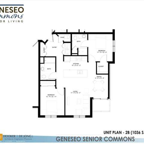 senior apartments near moline, senior living in moline, senior housing floor plans