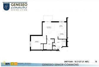 1 bedroom apartment, senior apartments in kenosha, geneseo commons