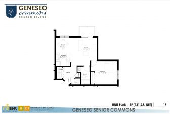 1 bedroom apartment in kenosha, senior apartments in kenosha, geneseo commons
