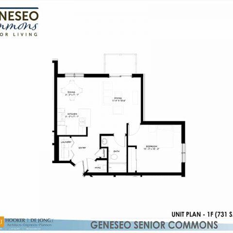 senior apartments in geneseo il, geneseo il senior apartments, floor plan senior apartment in geneseo il